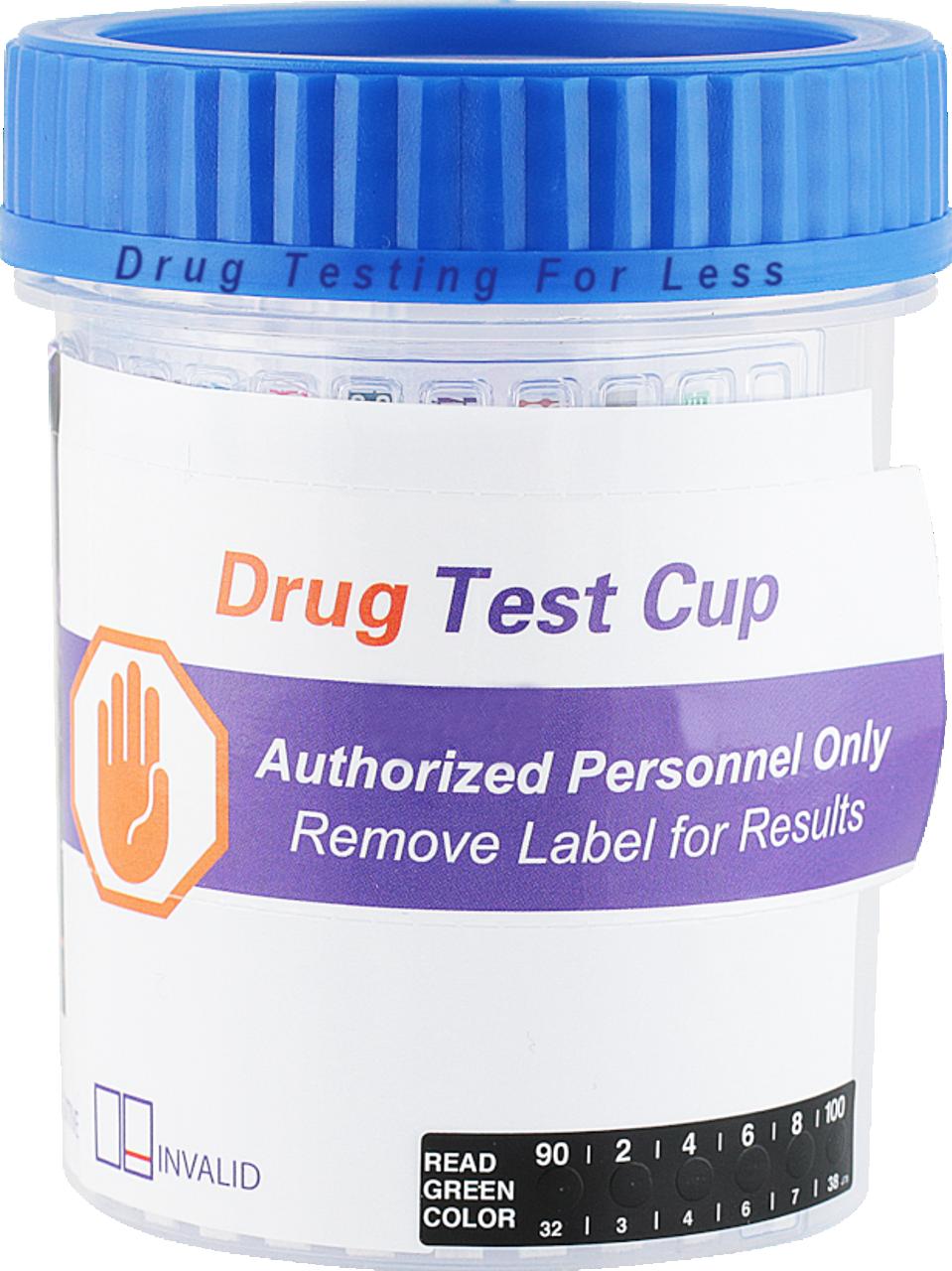 14 Panel Urine Drug Test with ETG and FEN 25/box