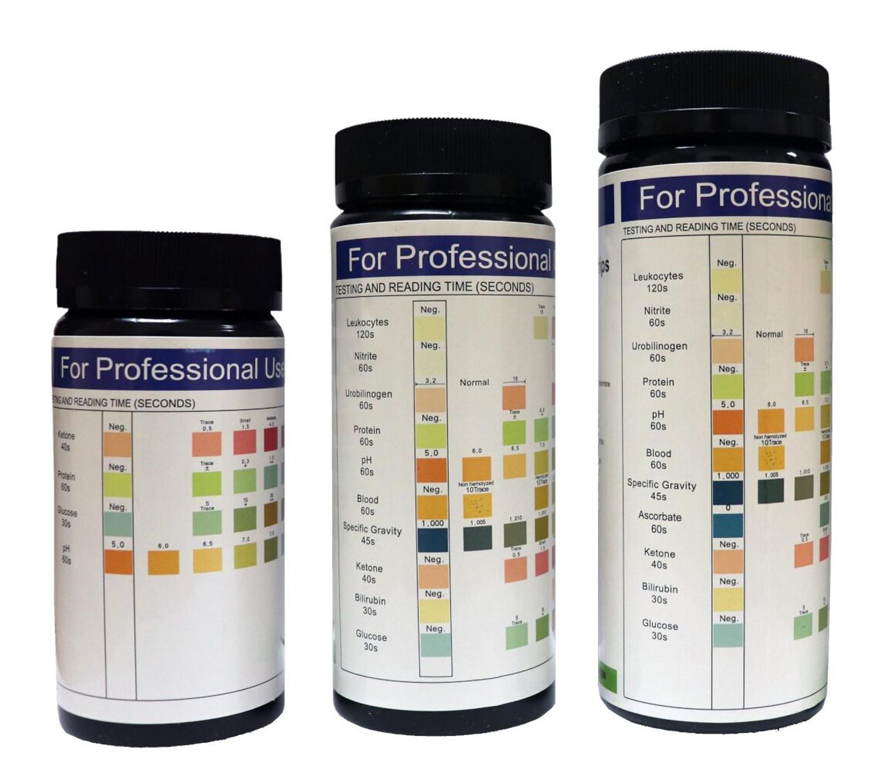 Healgen 10 parameter Urinalysis strips