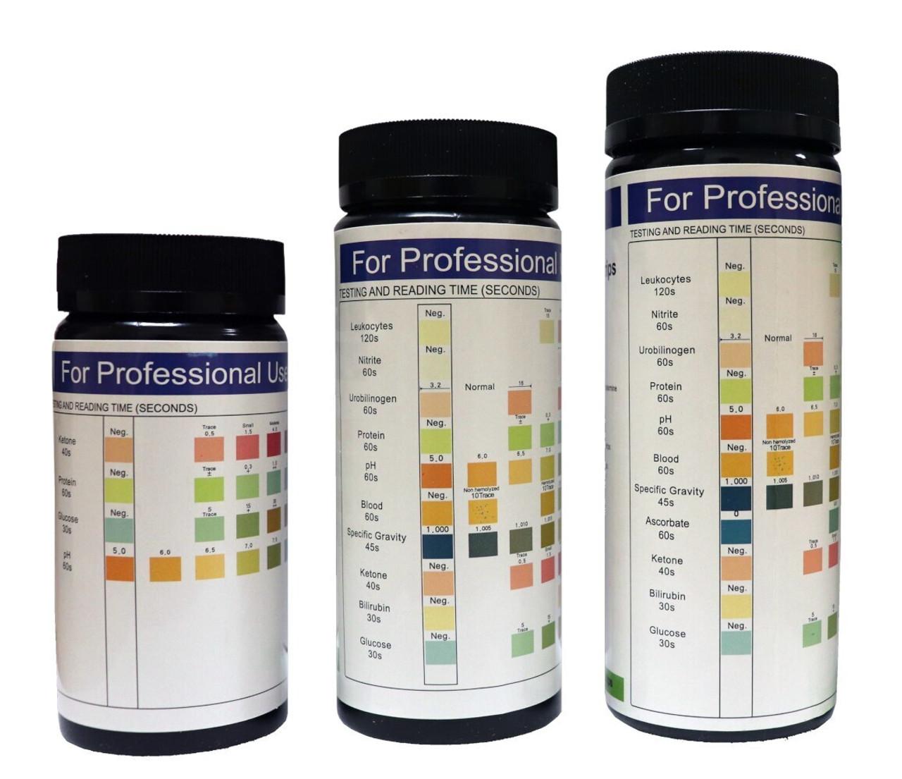 Healgen 11 parameter Urinalysis strips