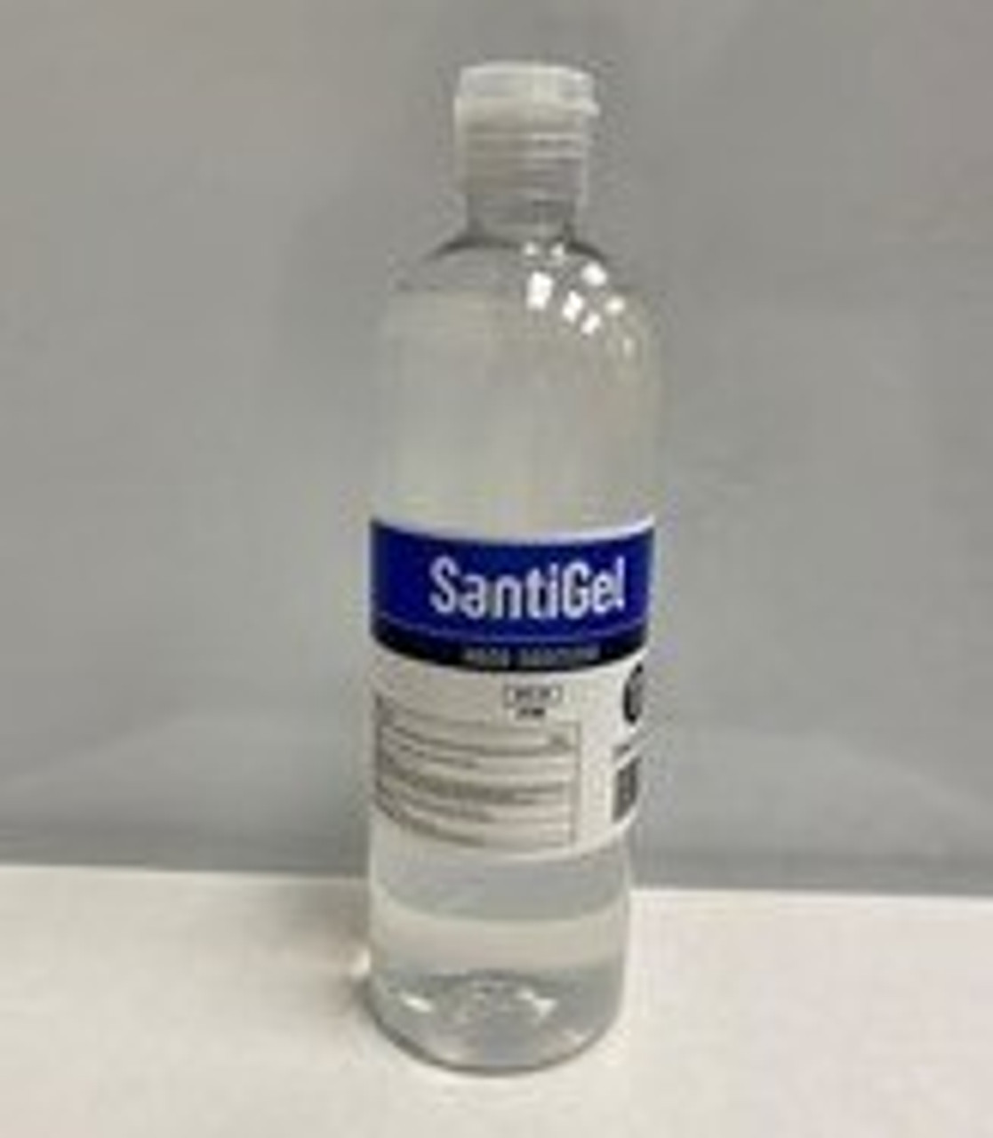 SantiGel  Hand Sanitizer 16 OZ Gel Bottle