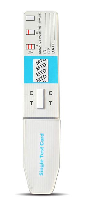1 Panel Drug Test Dip Card DMT-114 by Alere / Abbott 25/Box