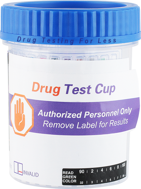 13 Panel Multi-Drug Screen Test Cup with Fentanyl