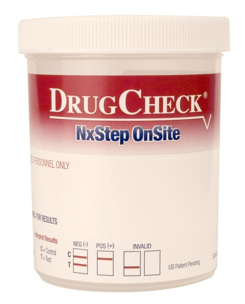 6 Panel Drug Test Cup  DrugCheck NxStep