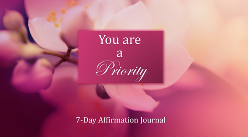7-Day Affirmation Journal