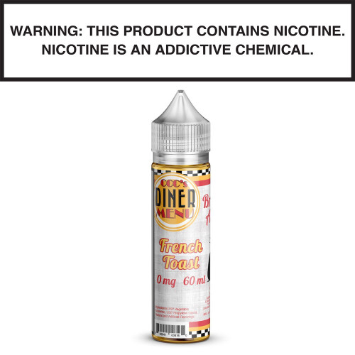 Breakfast All Day French Toast 60ml