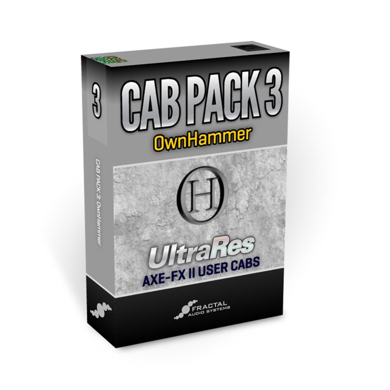 Cab Pack 3: OwnHammer UltraRes