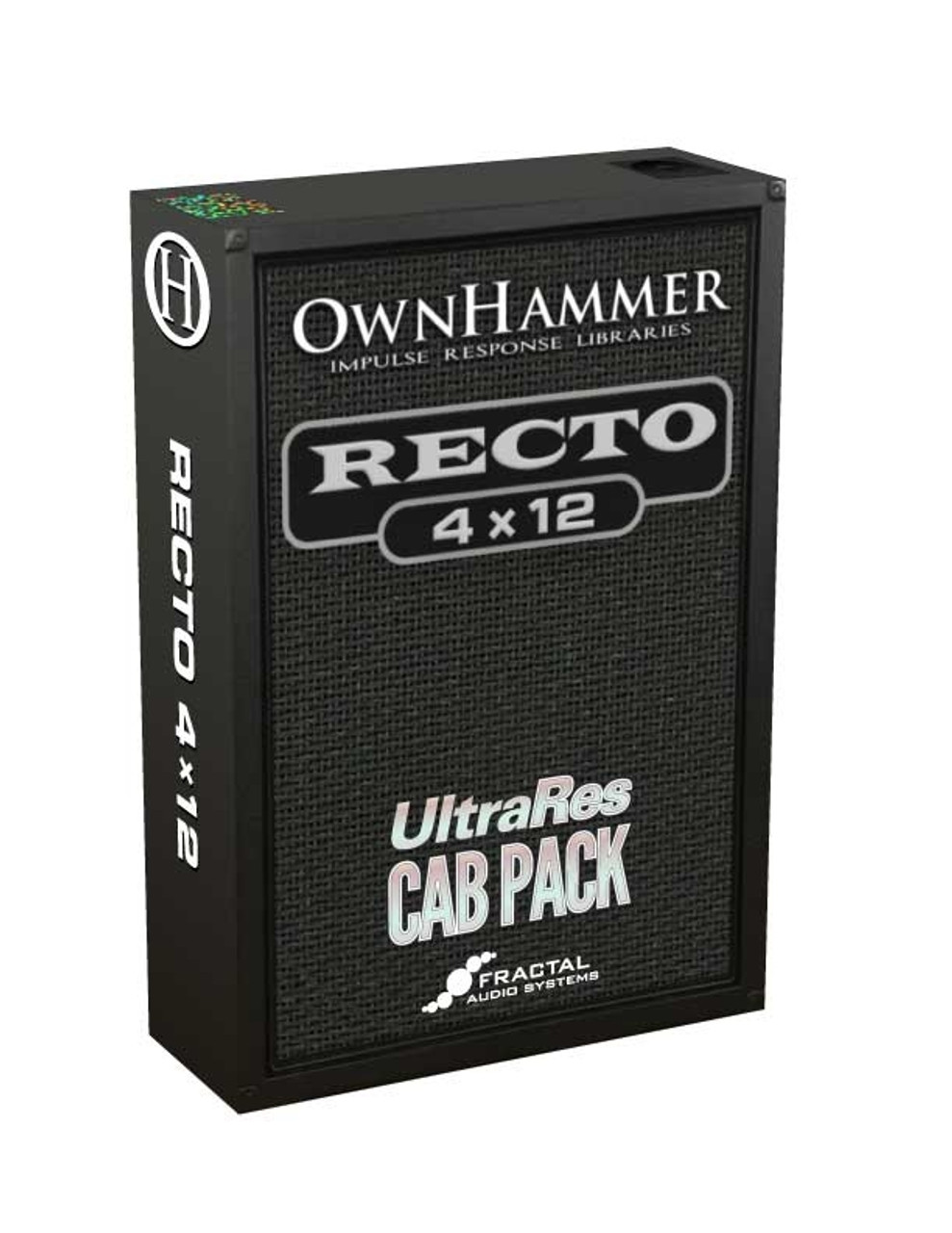 Cab Pack - OwnHammer 412 Recto