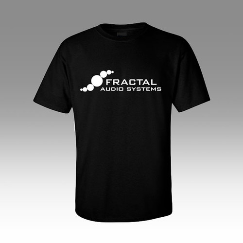 Fractal Audio Systems Logo T-Shirt