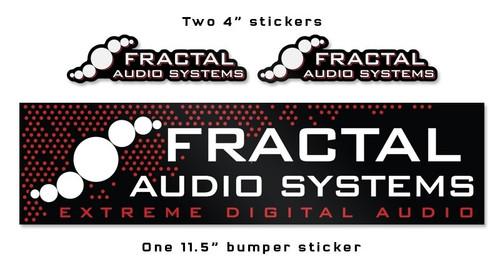 Fractal Audio Sticker Pack