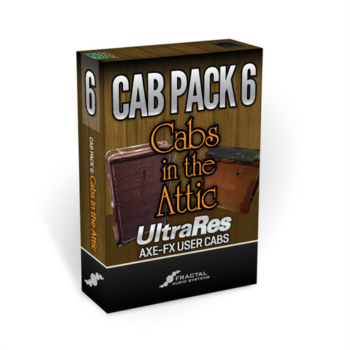 Cab Pack 6: Cabs in the Attic UltraRes