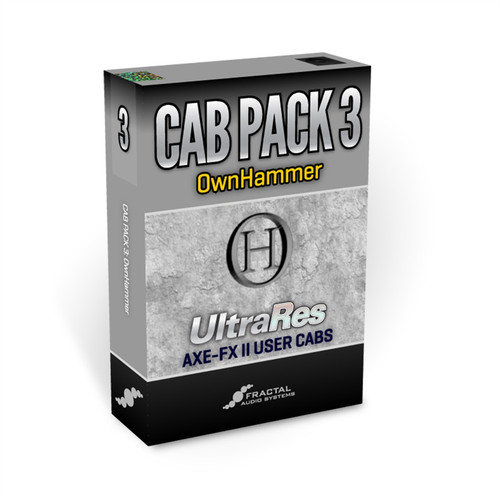 Cab Pack 3: OwnHammer UltraRes