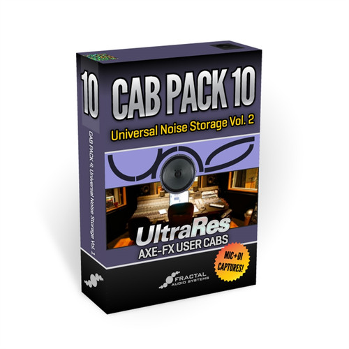 Cab Pack 10: U.N.S. Volume 2 UltraRes