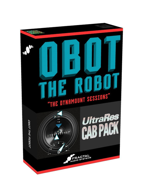Cab Pack - OBOT THE ROBOT - The Dynamount Sessions