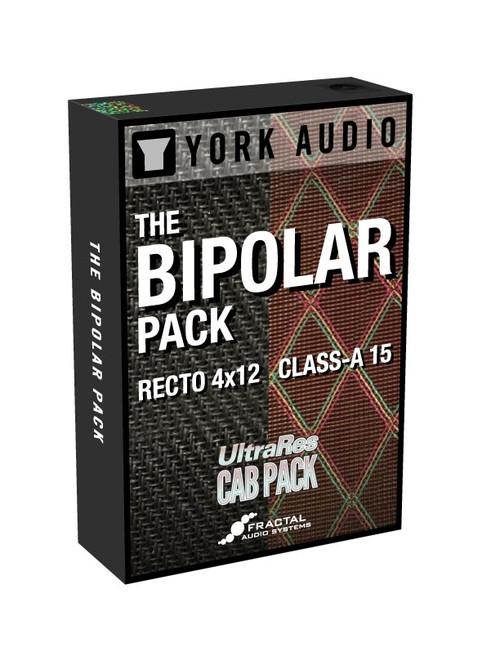 Cab Pack - York Audio Bipolar - Class A15 + Recto 4x12