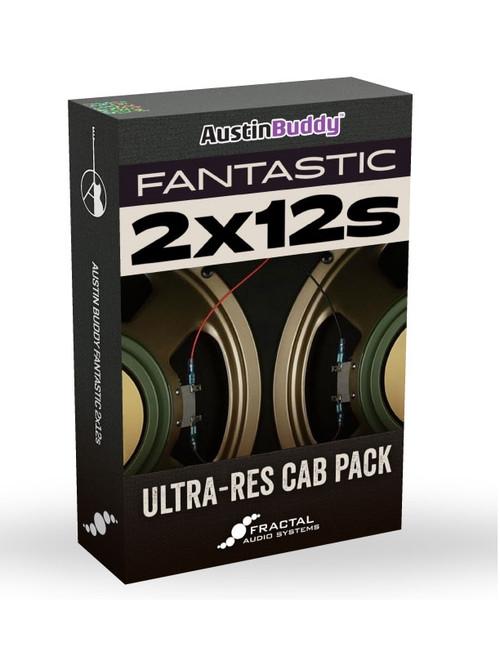 Cab Pack - AustinBuddy - Fantastic 2x12s UltraRes