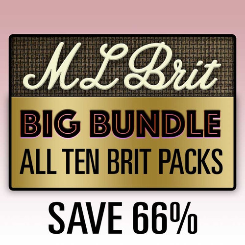 ML Brit UltraRes Cab Pack Big Bundle