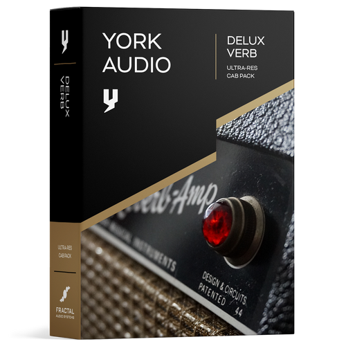 Cab Pack - York Audio Delux Reverb