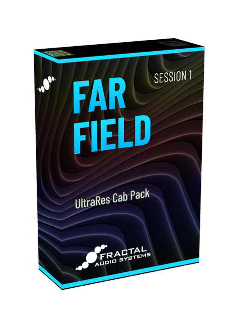 FAR FIELD Session 1 - UltraRes Cab Pack