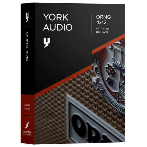 York Audio ORNG 4X12
