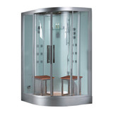 ARIEL Platinum DZ962F8-W Steam Shower (DZ962F8-W)