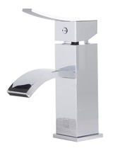 This Italian inspired faucet is designed with a cascading water flow, creating a romantic and welcoming atmosphere in any bathroom.