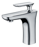 American Imaginations Single Hole CUPC Approved Brass Faucet in Chrome Color