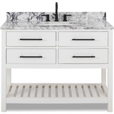 Single Sink Freestanding Vanity