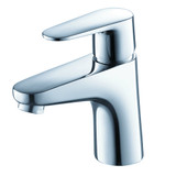 FFT3811CH | Fresca Diveria Single Hole Mount Bathroom Vanity Faucet - Chrome