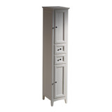 FST2060AW | Fresca Oxford Antique White Tall Bathroom Linen Cabinet