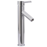 "Virtu USA PS-104-BN 12"" Brushed Nickel Single Handle Faucet"