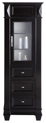"Design Element CAB007 | Hudson 65"" Linen Cabinet"