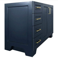 Transitional Style Base Cabinet