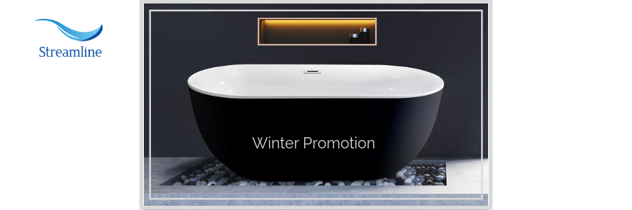 Streamline Bathtubs on Sale