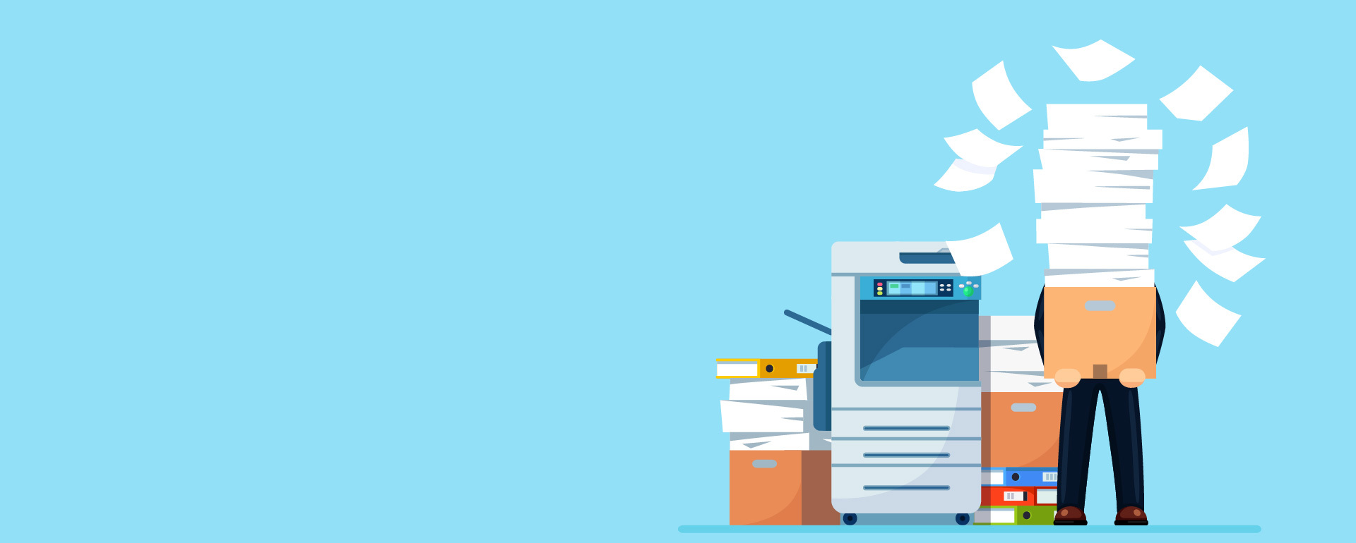 Print, Copy Scan & Laminate - Printbox london -Same day Printing services near me