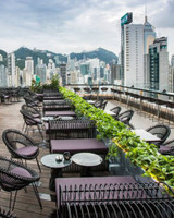 Alto Bar & Grill, Hong Kong
