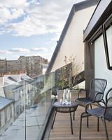 Parister Hotel, Paris