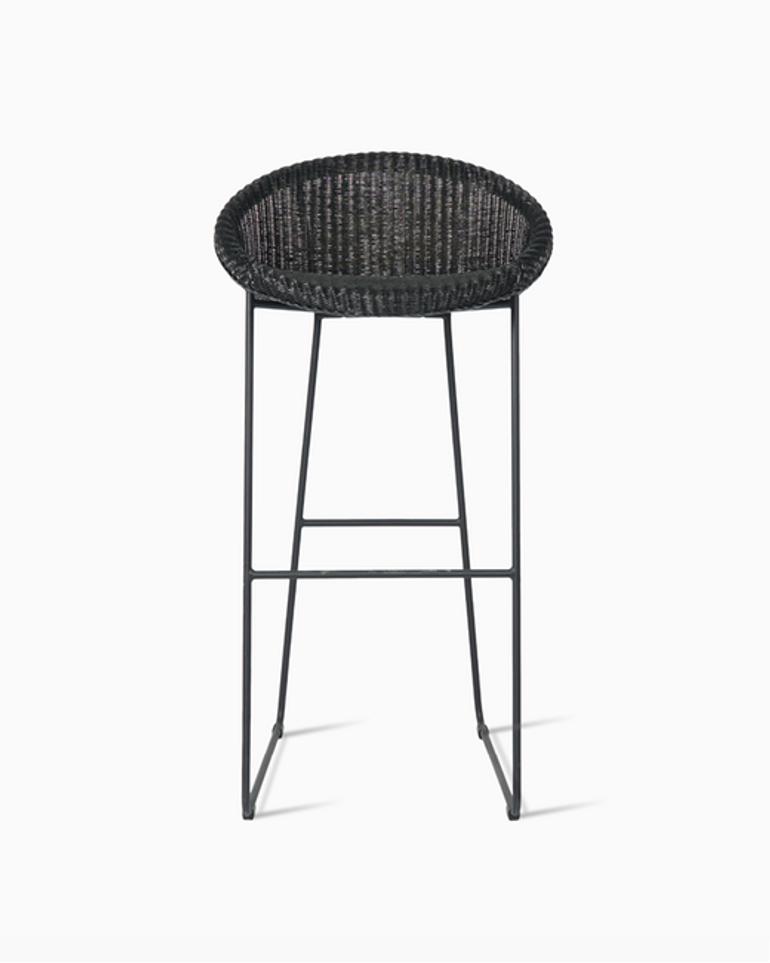 Joe bar stool sled base