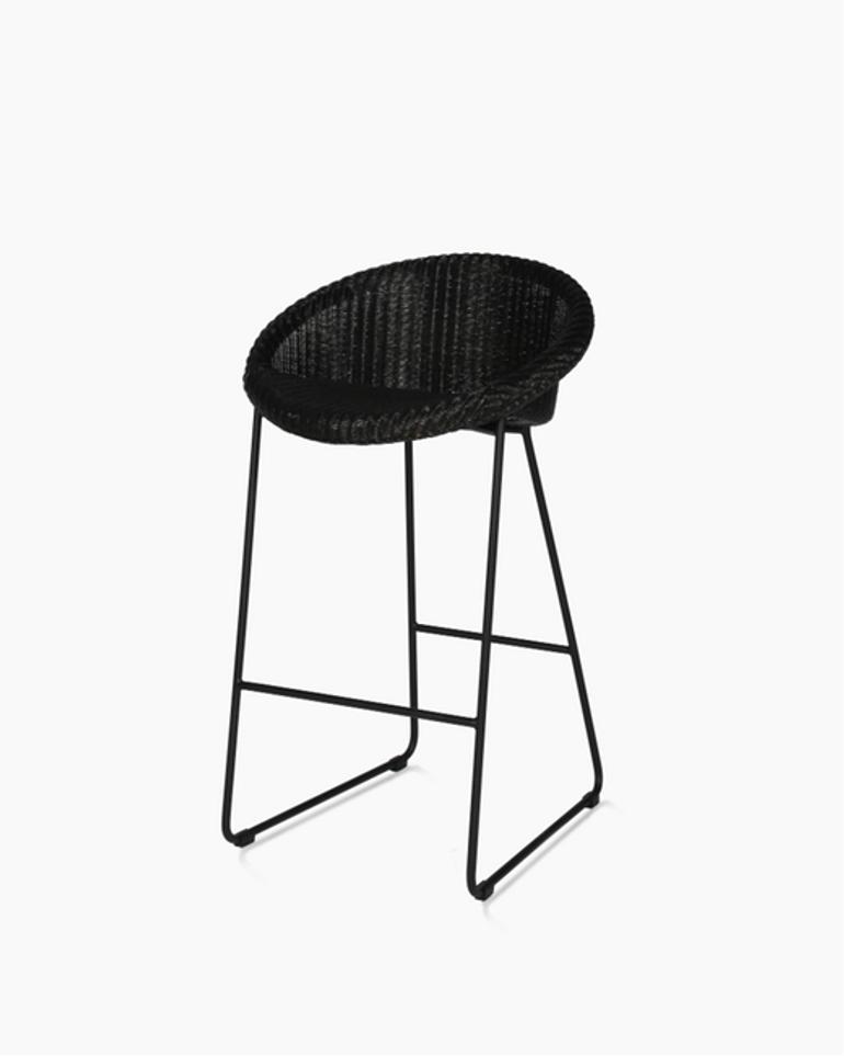 Joe counter stool sled base
