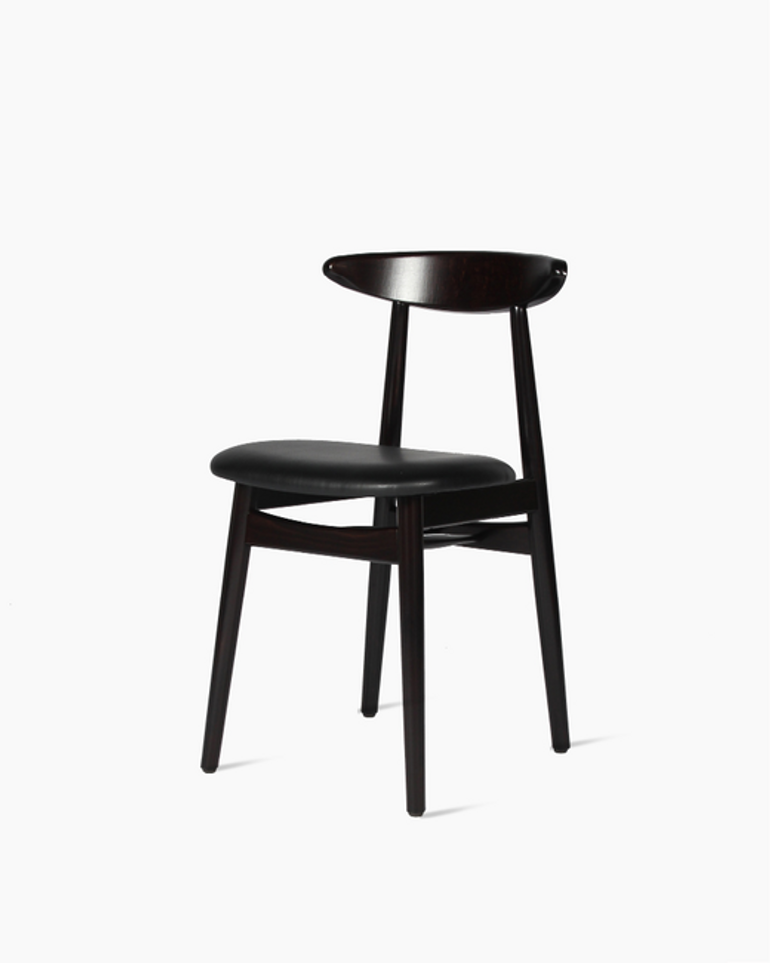 Teo dining chair upholstered