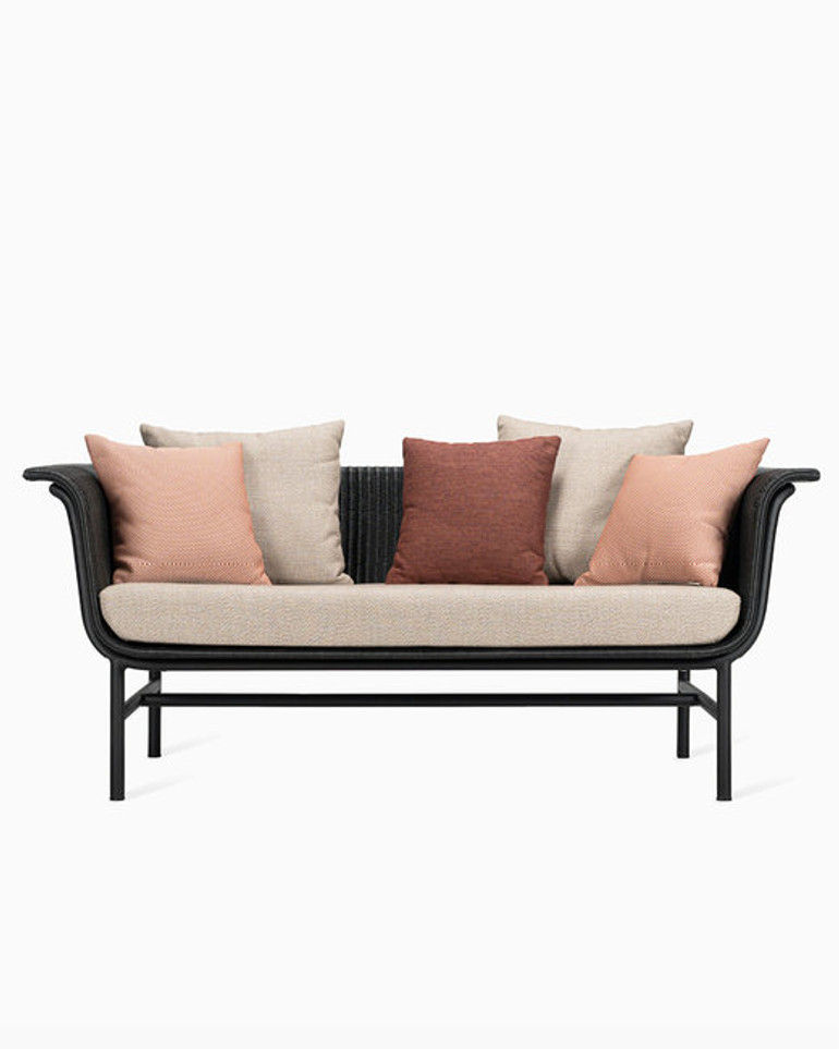 Wicked 2-seater lounge sofa