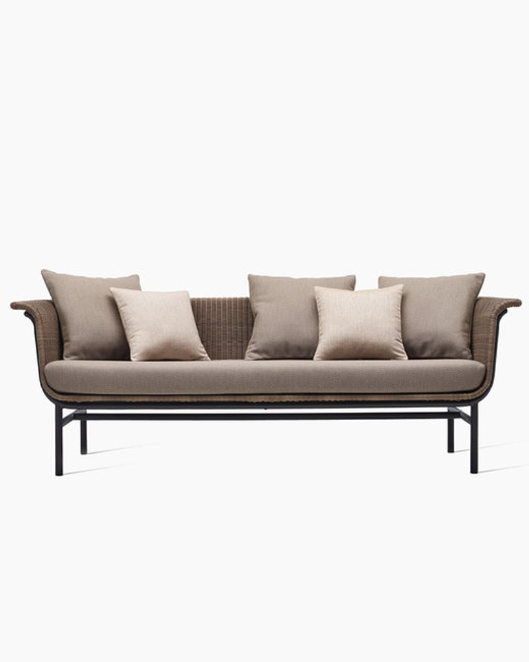 Wicked 3-seater lounge sofa