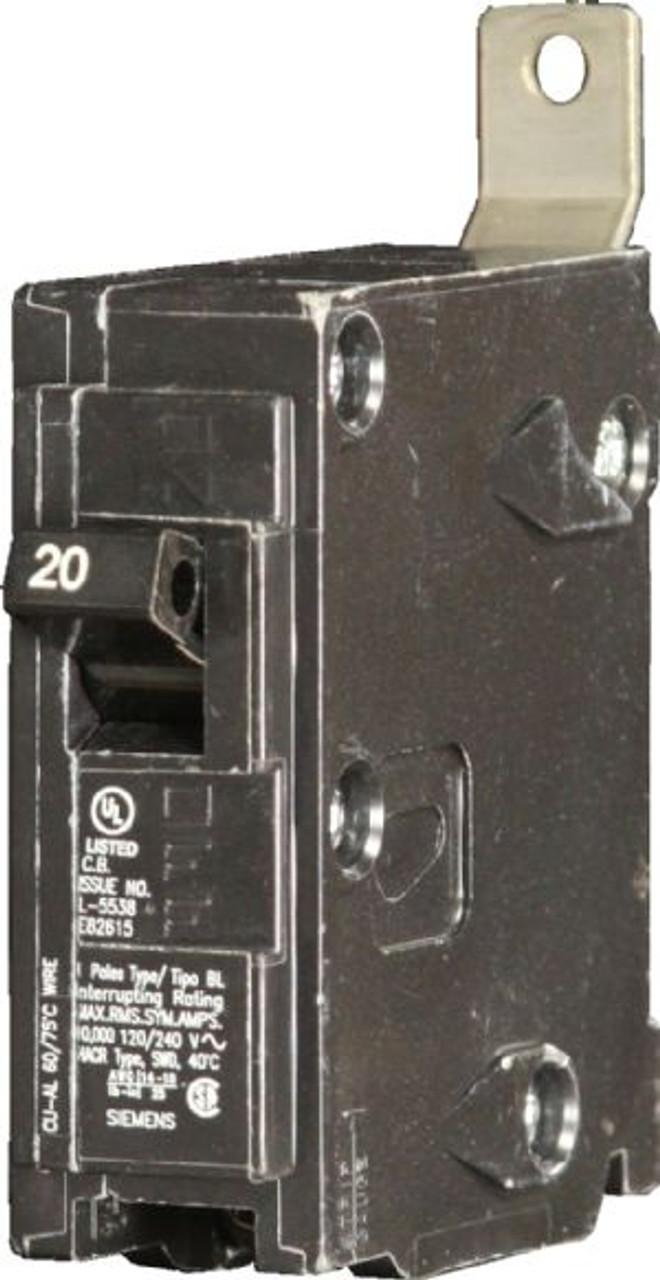 B120 Siemens Breaker