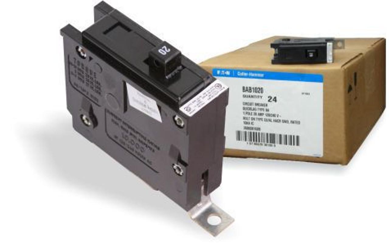 Case of BAB1020 Circuit Breakers
