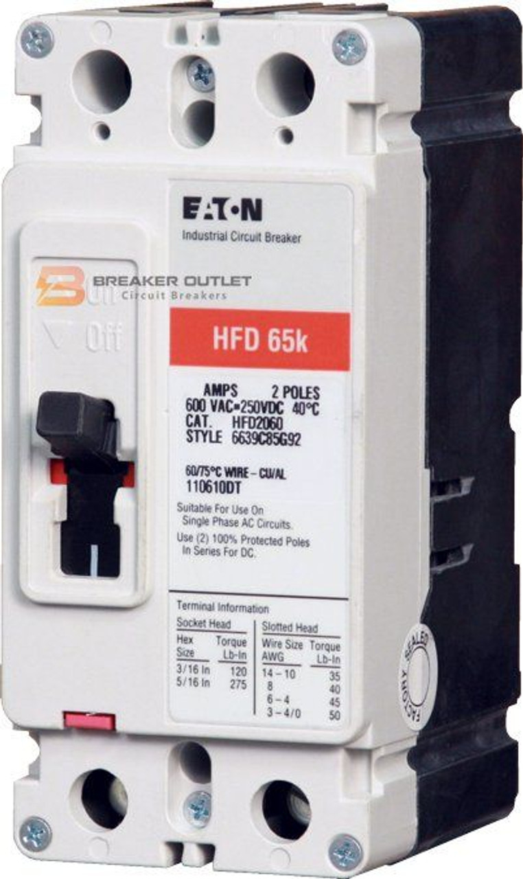 HFD2050 65k Rated