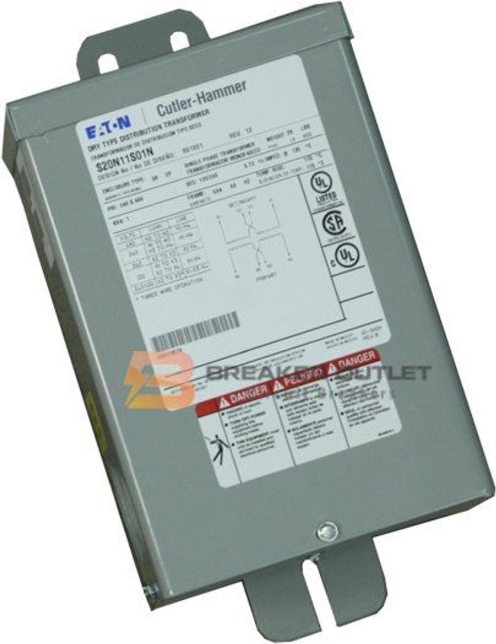 2110061055 Single Phase .75 kVA Transformer