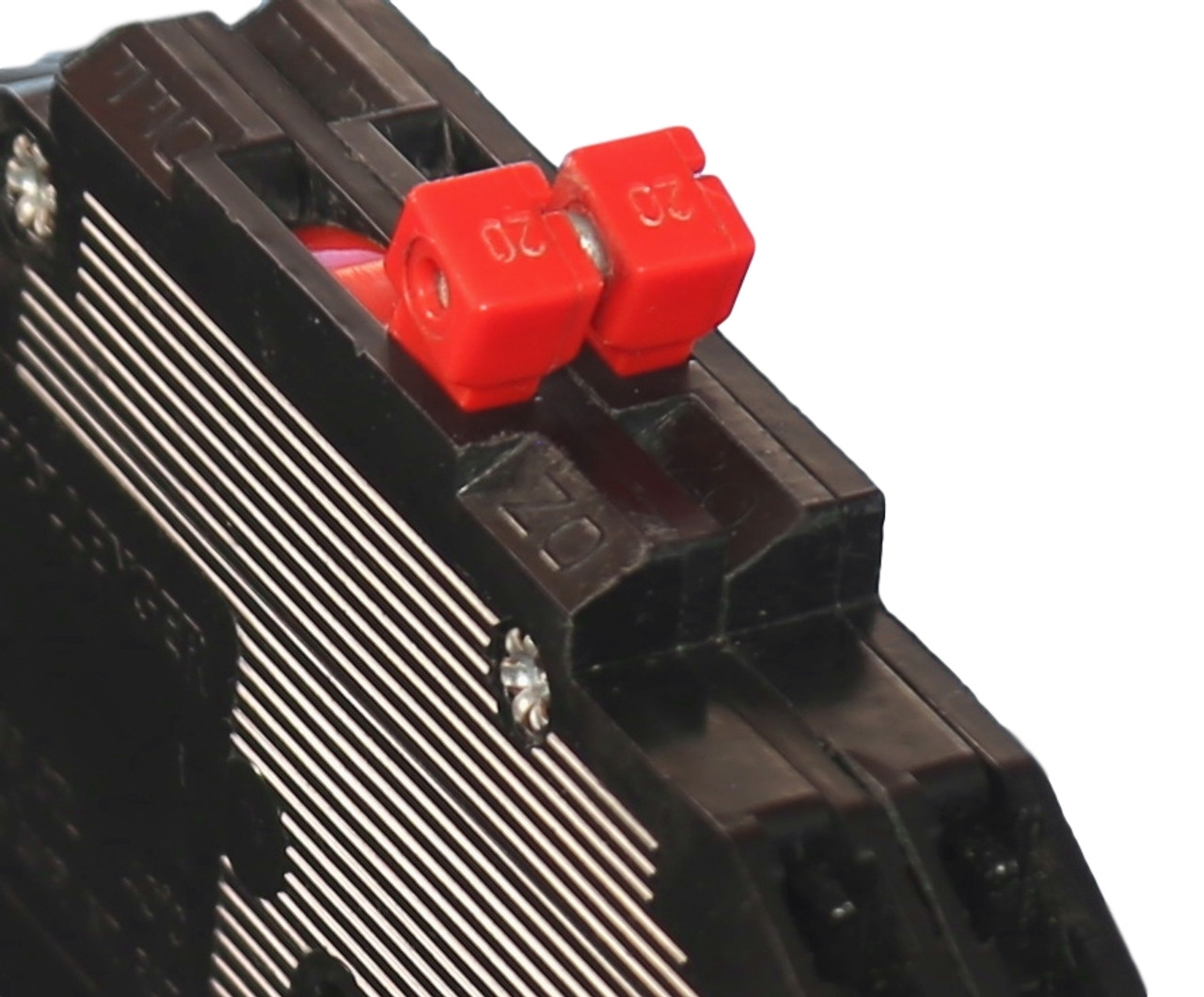 RC38-20 Zinsco OEM 20 Amp 2 Pole plug in Refurbished