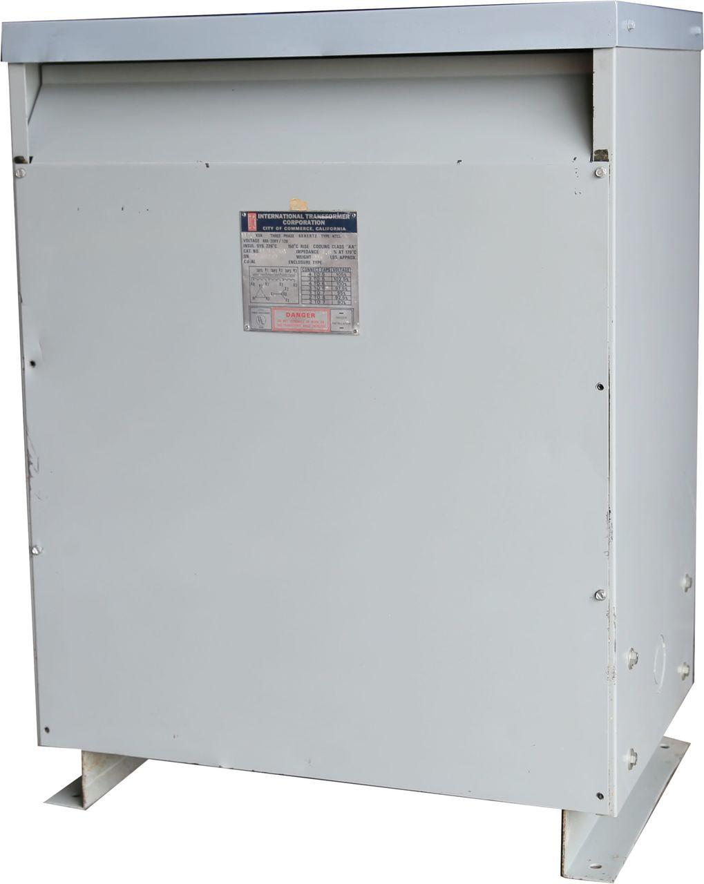 112.5 kva Transformer