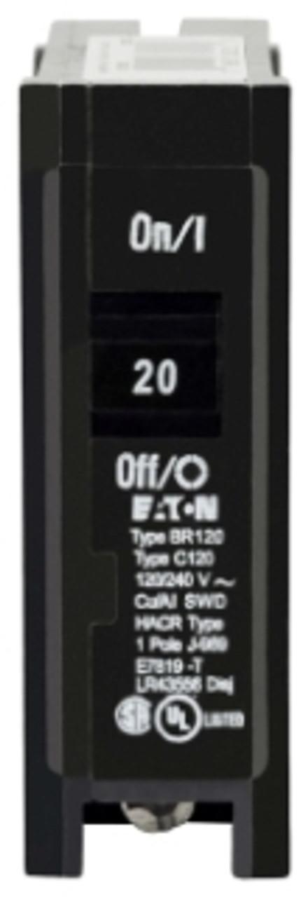 BR115 Eaton Plug-On Circuit Breaker
