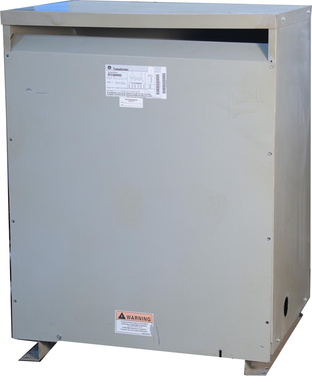 GE 150 kVA Transformer