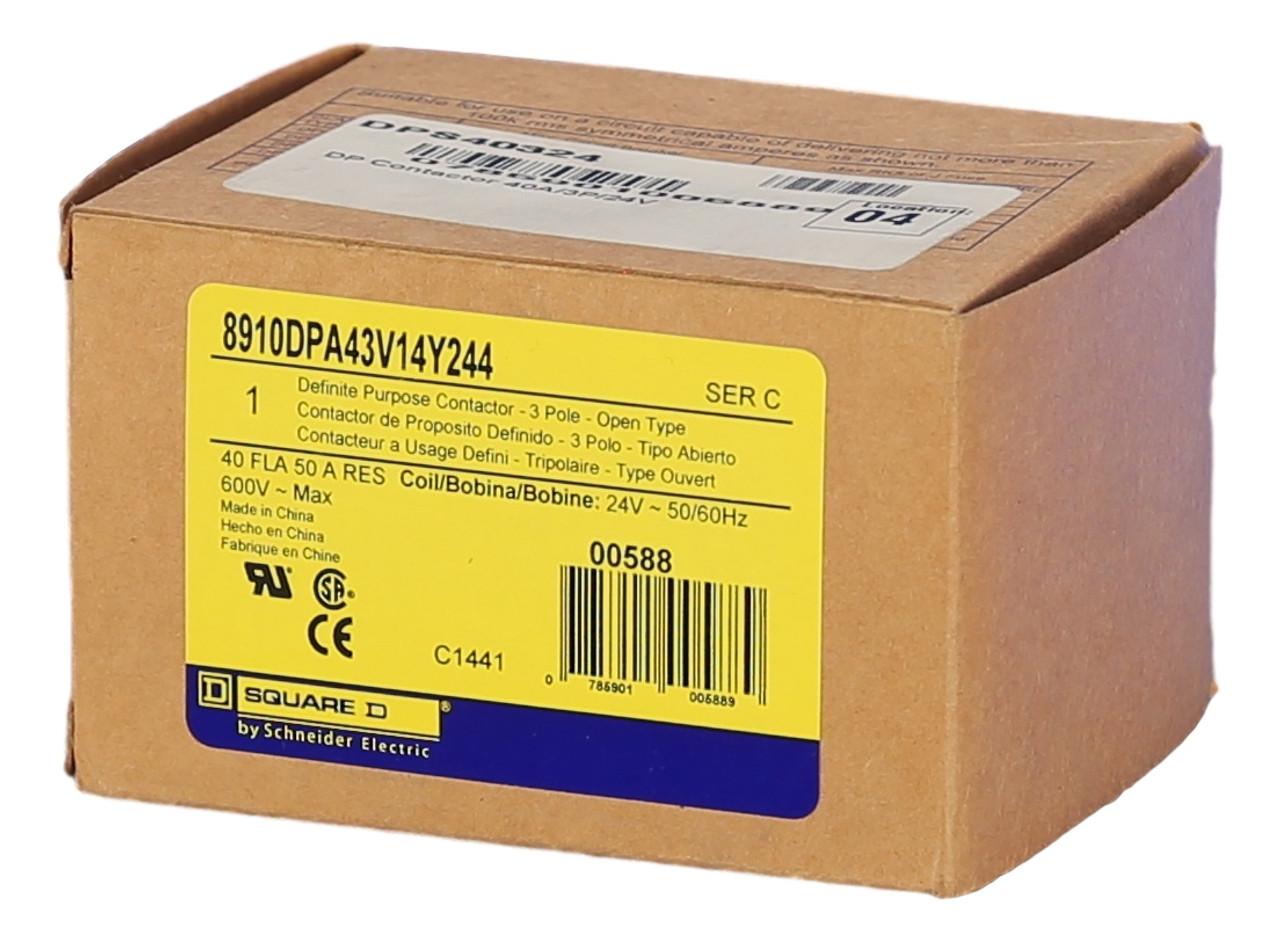 8910DPA43V14Y244 Box